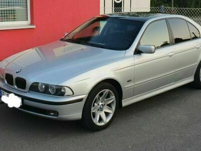 gebraucht BMW 535 i V8 Top Daily Driver