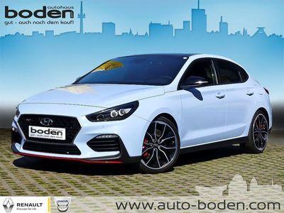 gebraucht Hyundai i30 Fastback N Performance Komfort-P Navi PanoD