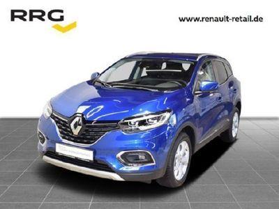 gebraucht Renault Kadjar Kadjar1.3 TCE 140 LIMITED DELUXE AUTOMATIK SU