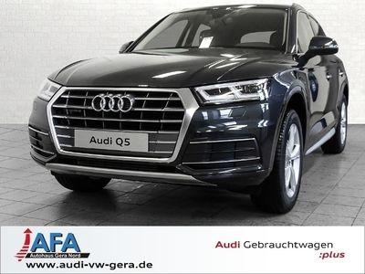 gebraucht Audi Q5 45 TFSI Sport quattro S tronic AHK,virt.CP,LED