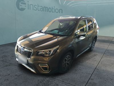 gebraucht Subaru Forester Forester2.0ie Lineartronic Active