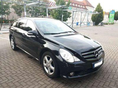 gebraucht Mercedes R350 R -KlasseCDI L ang*4-Matic*7 Sitze*
