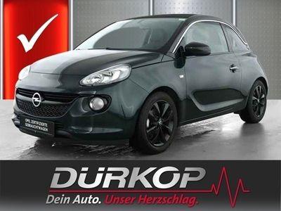 gebraucht Opel Adam 1.0 Turbo Open Air Faltdach/ALU16''/TM/KLIMA