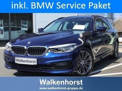 gebraucht BMW 540 d xDrive Touring 499,-/0Anz. Sport Line HUD ALED PAP Panorama