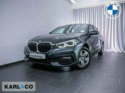 gebraucht BMW 116 d 5-Türer Advantage EU6d DAB SHZ Temp