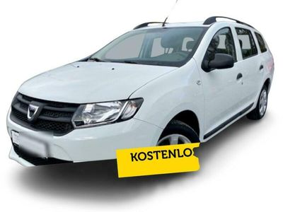 gebraucht Dacia Logan MCV Ambiance TCe90LPG FLÜSSIGGAS KLIMA