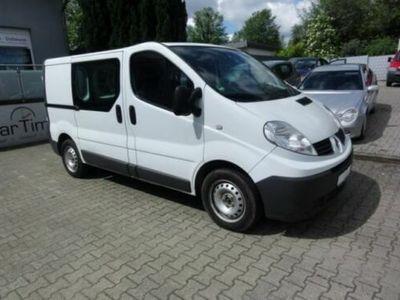 gebraucht Renault Trafic Kasten 2,0 dCi *Klima*FH*ZV*Euro4*2,7t*