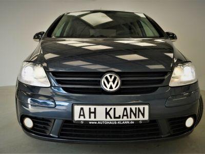 gebraucht VW Golf Plus 1.9 TDI 105 PS DSG Comfortline Klima