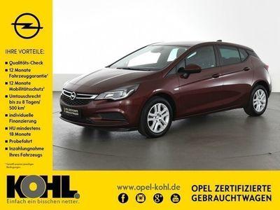 gebraucht Opel Astra 1.4 Turbo 125 PS NAVI PDC Klimaat.