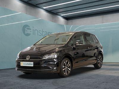 gebraucht VW Golf Sportsvan Golf Sportsvan TSI IQ-DRIVE+FERNLICHTASSISTENT+ABSTANDSTEMPOMAT+PARKPI