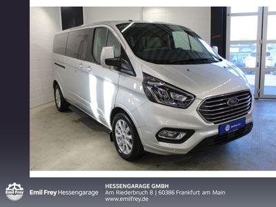 gebraucht Ford Custom Tourneo320 L2H1 VA Autm. Titanium