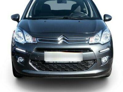 gebraucht Citroën C3 C3Selection 1.2+Navi+Klimaautomatik+DAB+SHZ