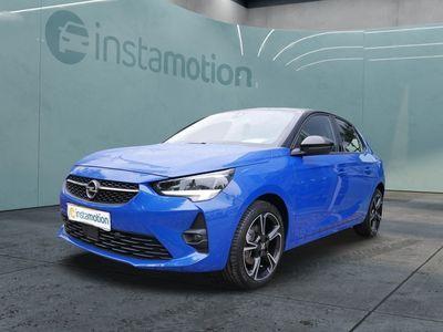 gebraucht Opel Corsa Corsa1.2 Turbo GS Line KLIMA PDC SHZ KAMERA LED