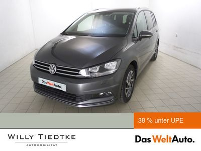 gebraucht VW Touran 2.0 TDI DSG SOUND Navi 7-Sitze App Connect ACC PD