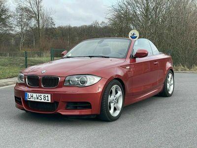 gebraucht BMW 135 Cabriolet i DKG Scheckheft deutsches Auto
