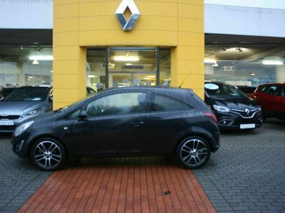 gebraucht Opel Corsa Color Edition