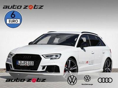 gebraucht Audi RS3 Sportback S tronic, Optik schwarz, Assistenz,