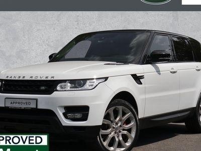 gebraucht Land Rover Range Rover Sport 4.4 SDV8 HSE Dynamic*22Zoll*