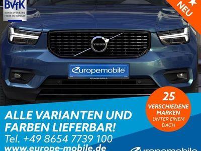 gebraucht Volvo XC40 Basis T2 (D9 Promo)