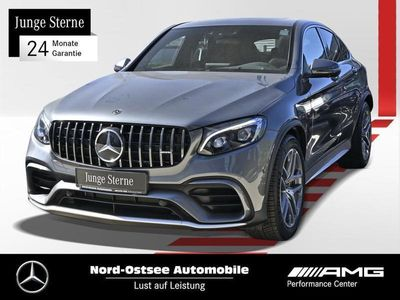 gebraucht Mercedes GLC63 AMG AMG S 4M COMAND SD Sitzklima AHK LED HUD