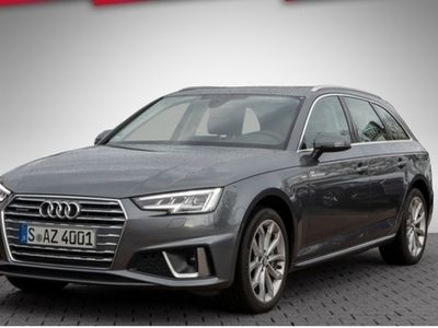 gebraucht Audi A4 Avant sport 50 TDI quattro S Line Pan LED