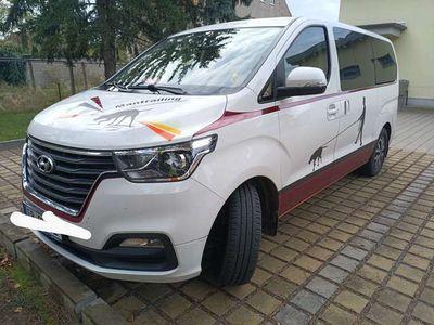 gebraucht Hyundai H-1 2.5 CRDi Travel Trend