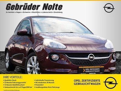 gebraucht Opel Adam 1.4 Open Air KLIMA PDC SHZ INTELLILINK NAVI