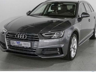 gebraucht Audi A4 Avant S line 2.0 TDI quattro 6-Gang NAVI/ AHK