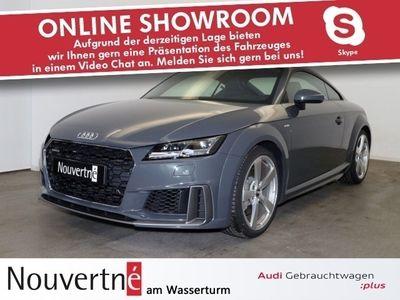 gebraucht Audi TT Coupé 45 TFSI quattro S tronic S-Line LED