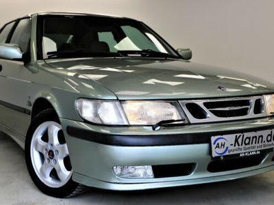 gebraucht Saab 9-3 2.0T 150 PS SE AUTOMATIK SITZHEIZUNG KLIMA