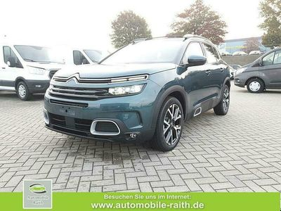 gebraucht Citroën C5 Aircross 1.2 130PS Feel Voll-LED Klimaauto 19-LM Klimaautomatik elekt. PanoramaDach -Navi mit Bluetooth DAB+ Apple CarPlay Android Auto PDC v+h 2x Keyless Rückf.Kamera