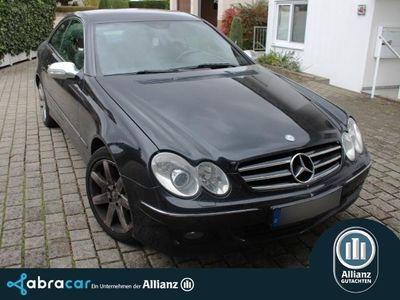 gebraucht Mercedes CLK200 Coupe Kompressor K*Klima*RS*Temp.*SHZ*