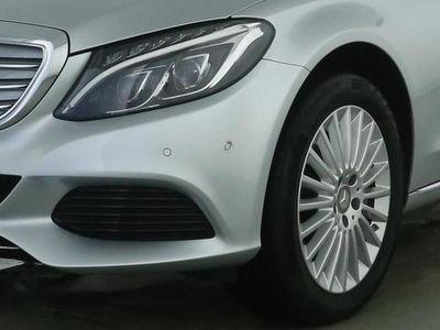 gebraucht Mercedes C250 d Limousine Park-Assist COMAND ILS-LED