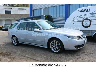 gebraucht Saab 9-5 2.3t BioPower Vector Sport-Kombi