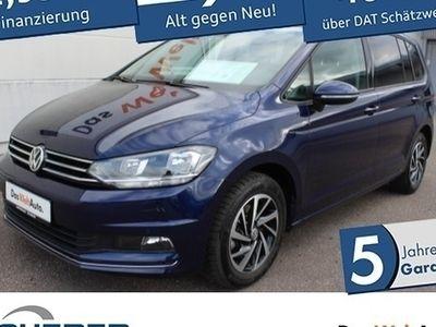 gebraucht VW Touran 1.6 TDI JOIN 7-Sitzer ACC AHK Navi