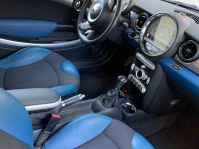 gebraucht Mini Cooper S Coupé Automatik 176ps (BMW)