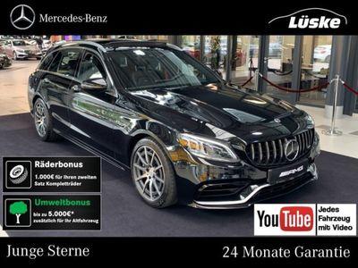 gebraucht Mercedes C63 AMG AMG T Performance Abgas Panorama Assistenz AMG Sport