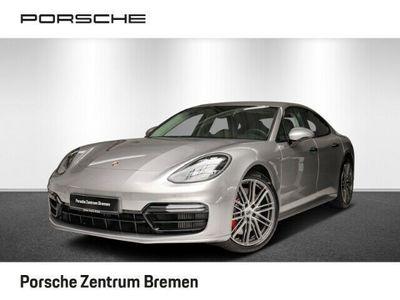 gebraucht Porsche Panamera Turbo LED-Matrix SportDesign Sportabgas Sportchrono AHK