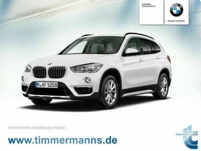 gebraucht BMW X1 xDrive20d xLine Leder-Sportsitze Kamera