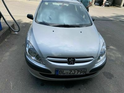 gebraucht Peugeot 307 sw 1.6HDI 110 ps