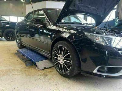 gebraucht Saab 9-3 Cabriolet 1.9 TTiD DPF Aut. Vector