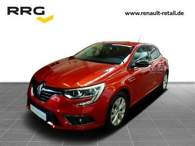 gebraucht Renault Mégane IV IV 1.3 TCe 140 GPF EDC Limited