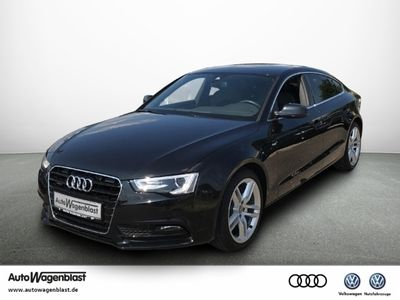 gebraucht Audi A5 Sportback 2.0 TFSI quattro 155 kW (211 PS) 6-Gang