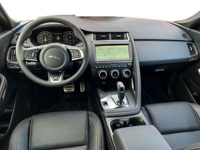gebraucht Jaguar E-Pace P200 R-Dynamic S - Black Black Black - Automatik