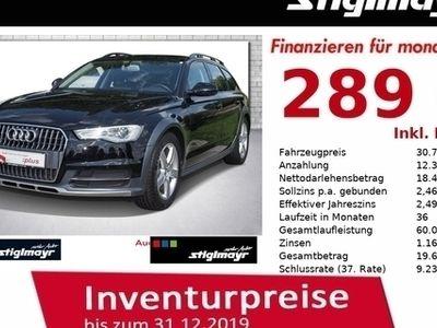 gebraucht Audi A6 Allroad quattro 3.0TDI S-tronic Luft+Navi+18`