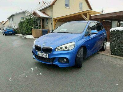 gebraucht BMW 216 2 Active tourer d M Sport als Kombi in Rittersdorf