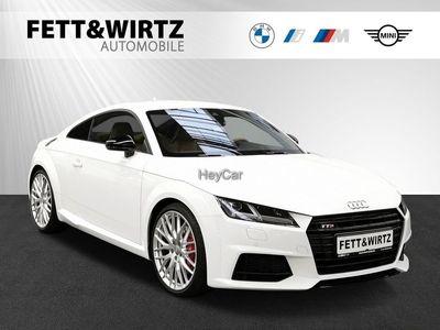 gebraucht Audi TTS Coupe 2.0 TFSI S tronic quattro