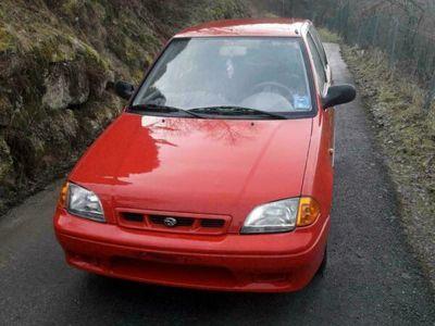 gebraucht Subaru Justy Allrad 1.3