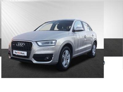 gebraucht Audi Q3 quattro 2.0 TFSI KLIMA XENON ALU -
