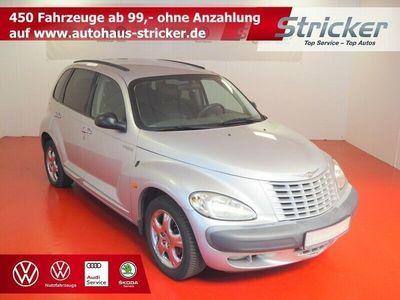 gebraucht Chrysler PT Cruiser Limited 2.0 TÜV bis 04/2021 Sitzheizung AHK